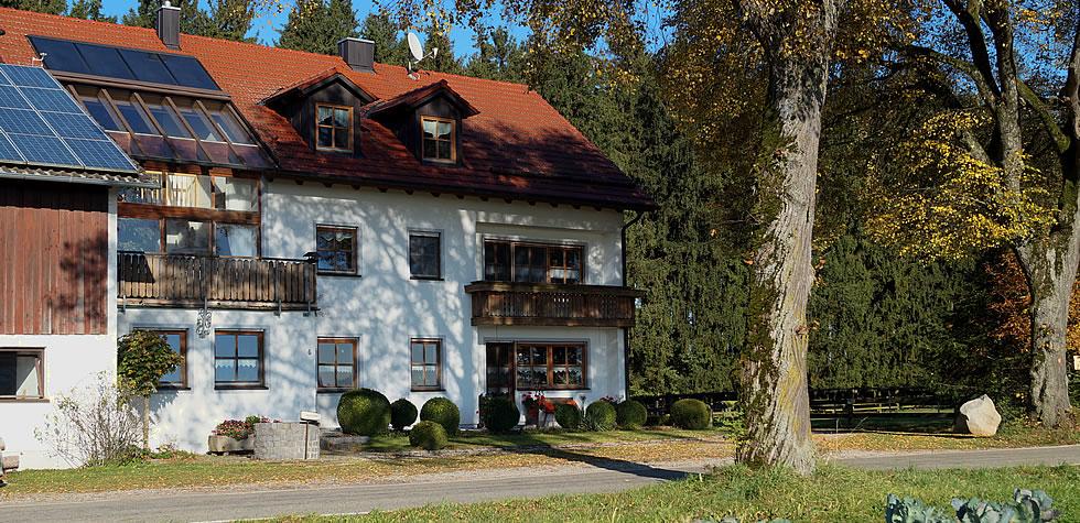 Das Gästehaus Picker